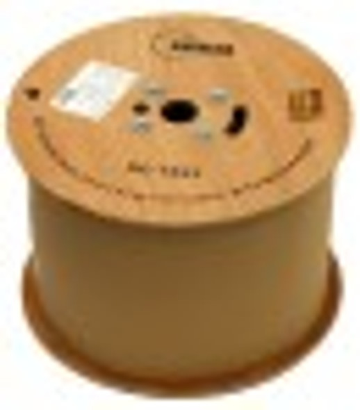 DC-1023 - Outdoor CAT5e FTP - Shielded Cable With a Messenger Wire - 1000ft Spool