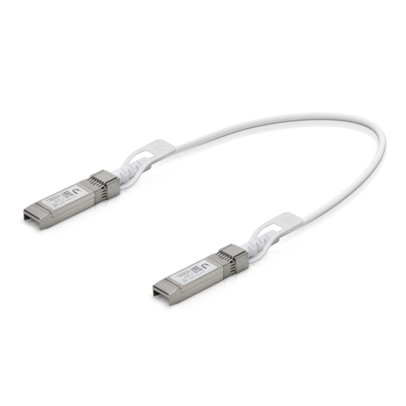 Ubiquiti Direct Attach Copper Cable, SFP+, 10Gbps, 0.5 meter