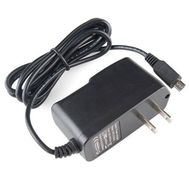 Mikrotik 5VPOW 5V microUSB power adapter