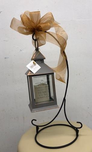 Lantern on Stand