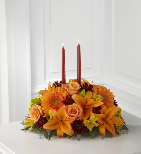Bright Autumn Centerpiece Pittsburgh Pennsylvania Flower Delivery