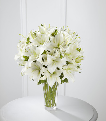 Spirited Grace Lily Bouquet Pittsburgh Pennsylvania Flower Delivery
