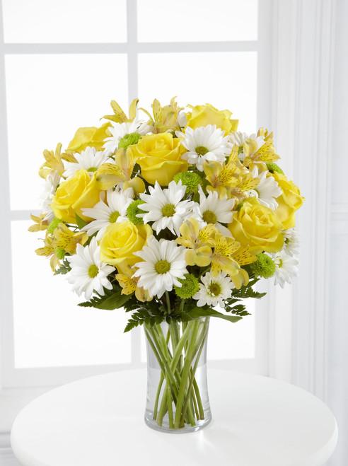 Sunny Sentiments Bouquet Flowers Pittsburgh Pennsylvania