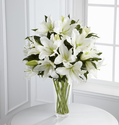The Light in Your Honor Bouquet Pittsburgh Pennsylvania Flower Delivery