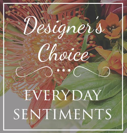 Designer's Choice Everyday Bouquet Flowers Pittsburgh Pennsylvania