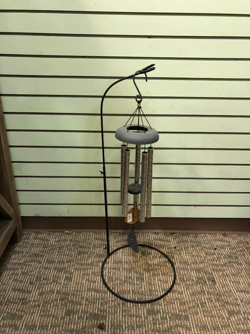 Small Wind Chimes on Stand