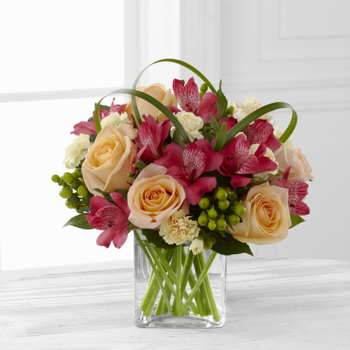 All Aglow Bouquet Florist Pittsburgh Pennsylvania