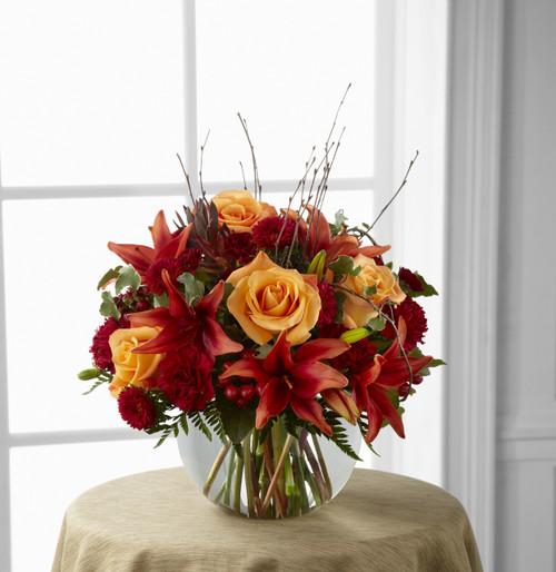 Autumn Beauty Bouquet Pittsburgh Pennsylvania Flower Delivery