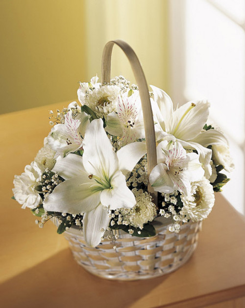 Divinity Basket Pittsburgh Pennsylvania Flower Delivery