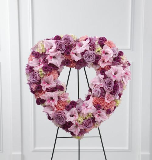 Eternal Rest Heart Pittsburgh Pennsylvania Florist