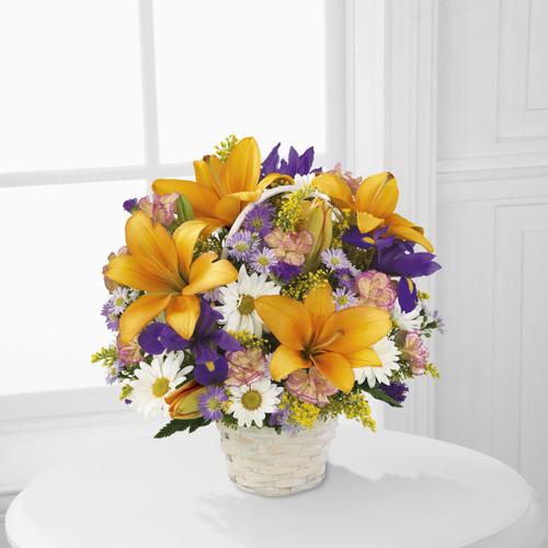 Natural Wonders Bouquet Flowers Pittsburgh Pennsylvania