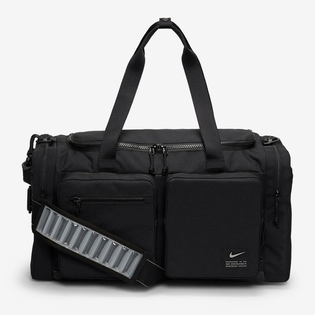 NIKE DUFFLE BAG BLACK