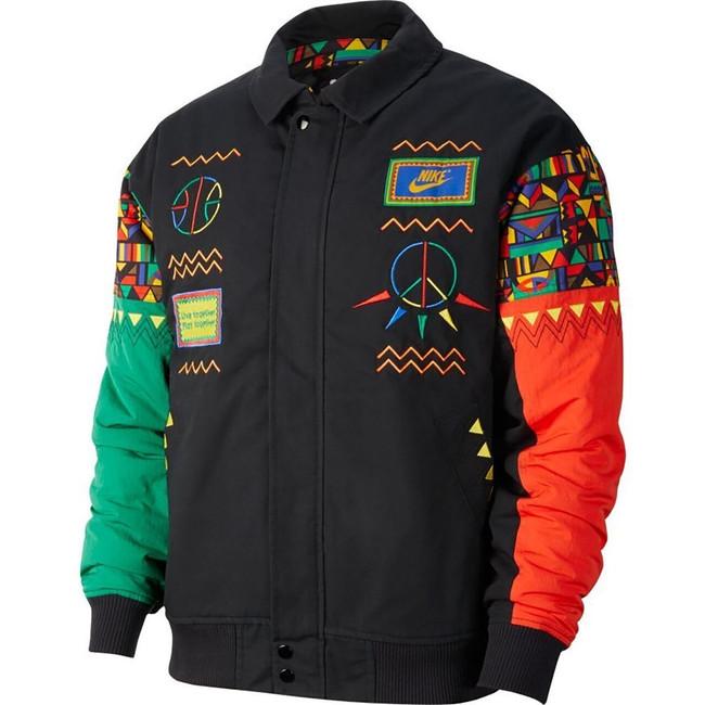 Nike jacket Graphic (L)