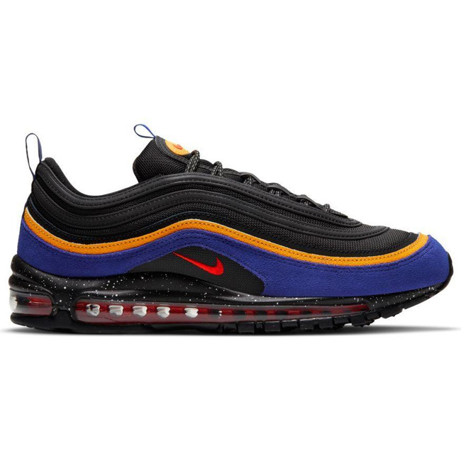 Nike Air Max 97 CONCORD/CHILE RED-UNIVERSITY GOLD-BLACK