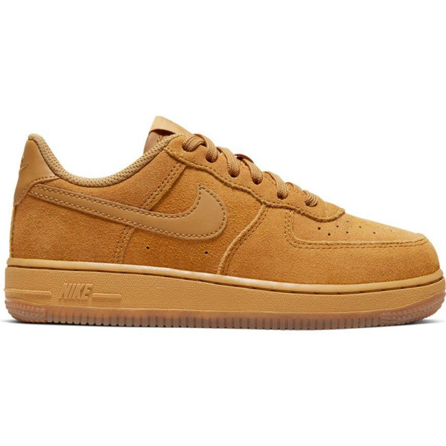 Nike Force 1 LV8 3 (PS) WHEAT/WHEAT-GUM LIGHT BROWN
