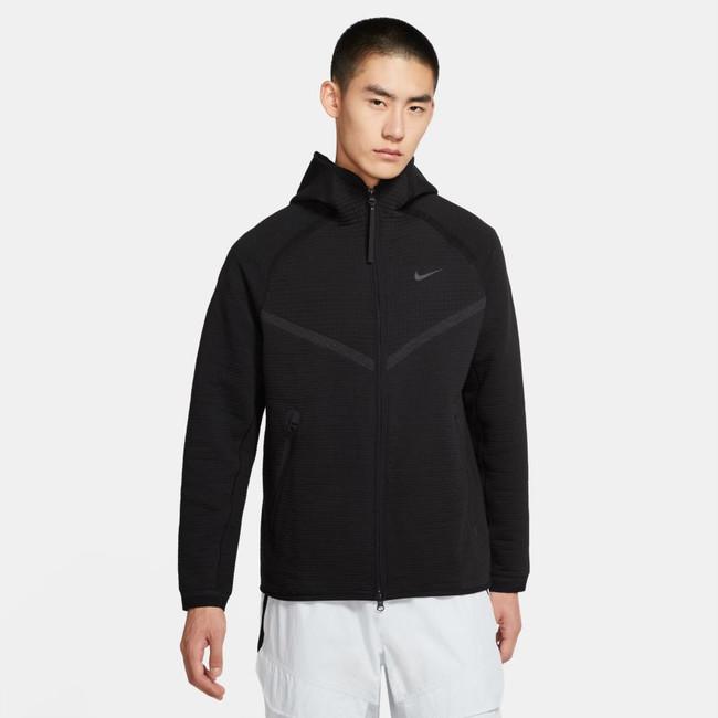 Nike Sportswear Tech Pack Windrunner BLACK/ANTHRACITE/LT OREWOOD BRN/BLACK