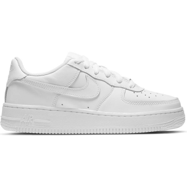 Nike Air Force 1 (GS) WHITE/WHITE-WHITE