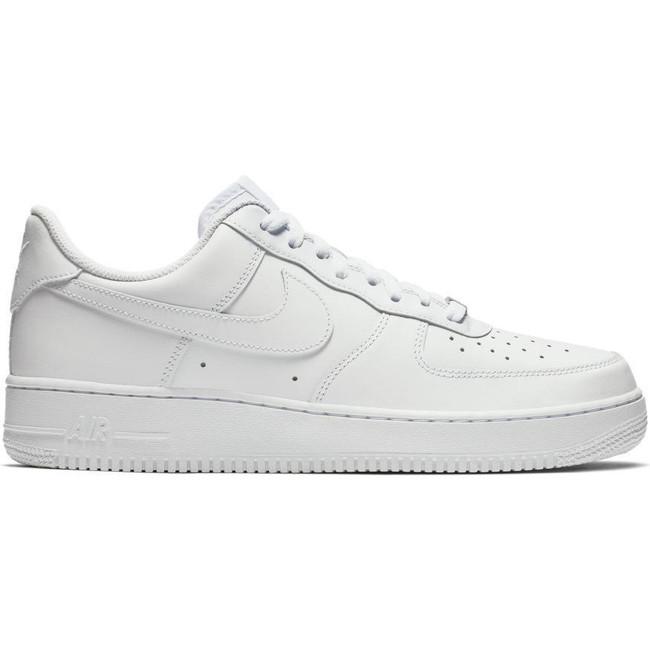 Nike Air Force 1 '07 (Mens) WHITE/WHITE