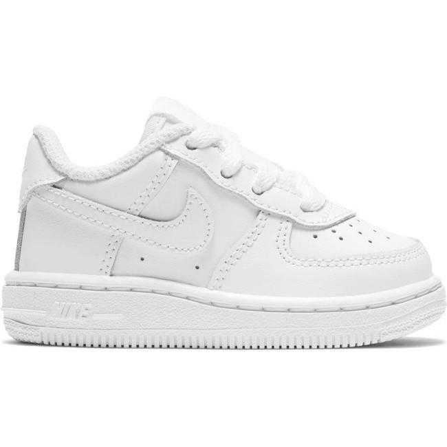 Nike Force 1(TD) WHITE/WHITE-WHITE