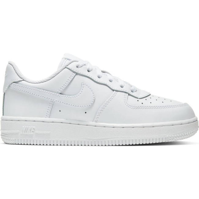 Nike Force 1 (PS) WHITE/WHITE-WHITE