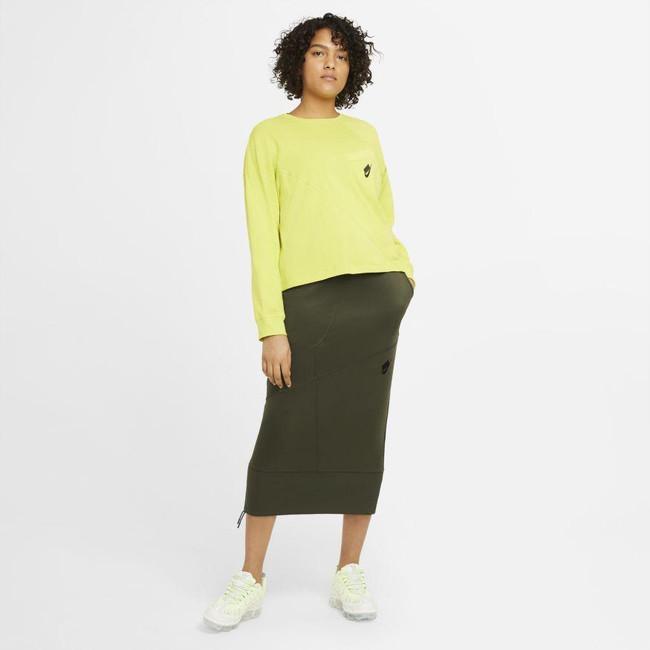 Nike Sportswear NSW Women's Skirt CARGO KHAKI/BLACK