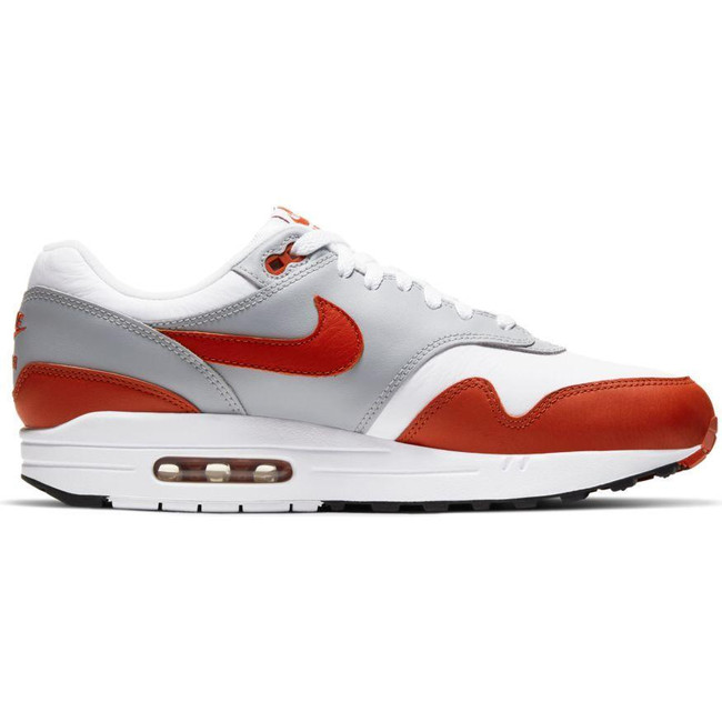 Nike Air Max 1 LV8 WHITE/MARTIAN SUNRISE