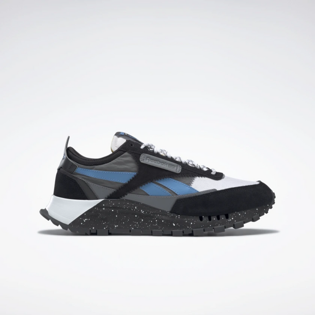 Reebok Classic Leather LEGACY Shoes   Core Black /Ftwr White /Cold Grey