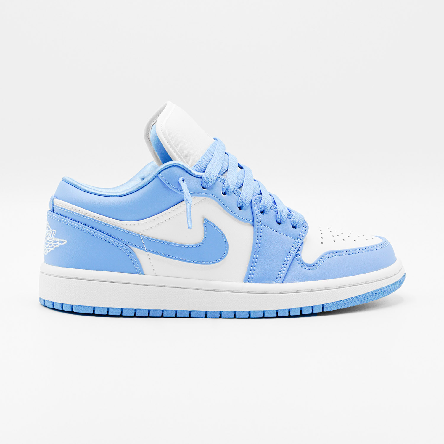 nike air jordan 1 low femme blie university