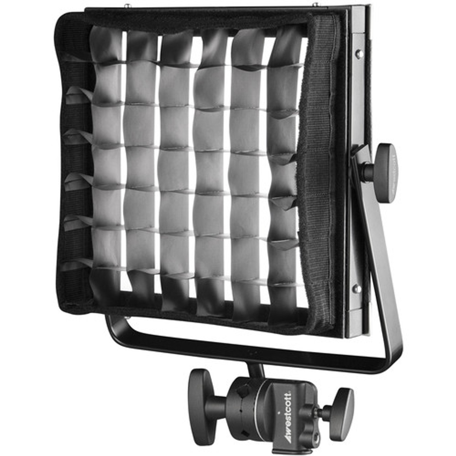 1 x 2 Westcott Flex Cine Softbox Egg Crate Grid