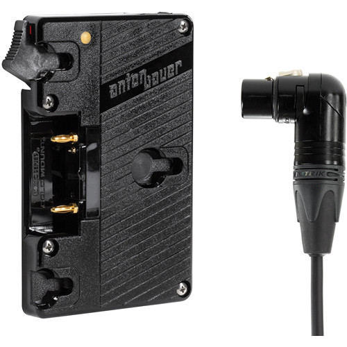 4pin XLR Female 15V Power Supply Wooden Camera