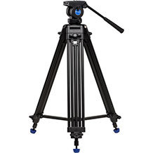 Fluid Head & Tripod Kits