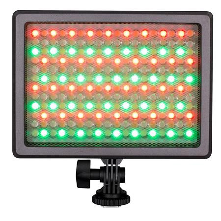NanLite MixPad 11 Adjustable Bicolor Tunable RGB Dimmable Hard and Soft  Light AC/Battery Powered LED Panel