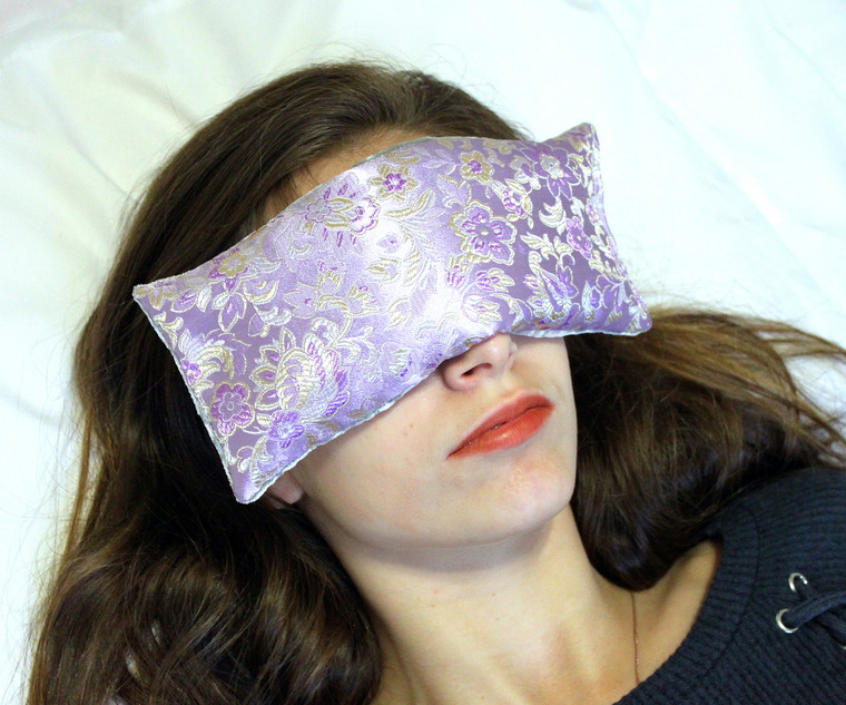 Eye Pillow - Lovely Lilac