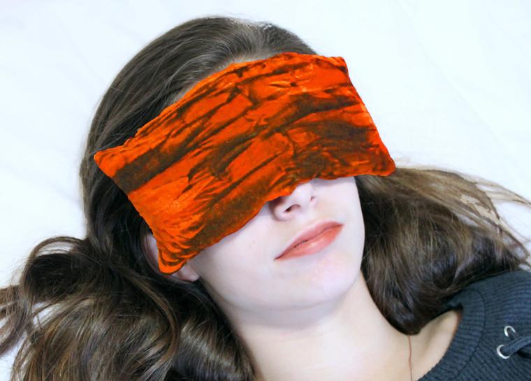 Eye Pillow - Copper