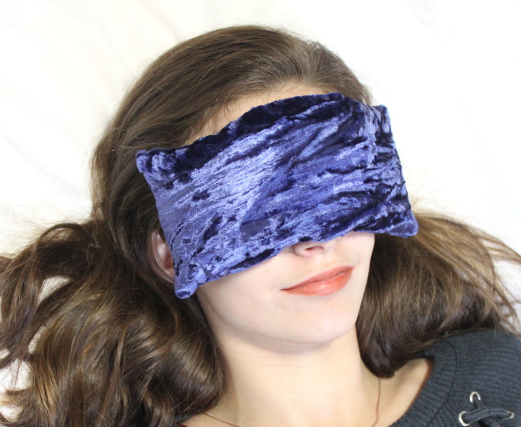 Eye Pillow - Majestic Purple