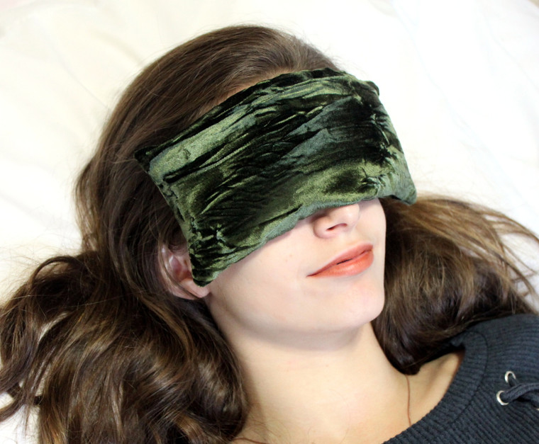 Eye Pillow - Olive