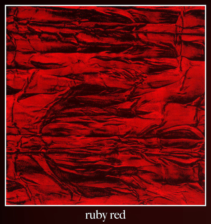 Eye Pillow - Ruby Red