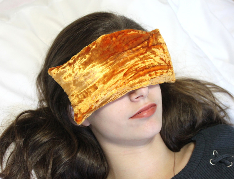 Eye Pillow - Yellow