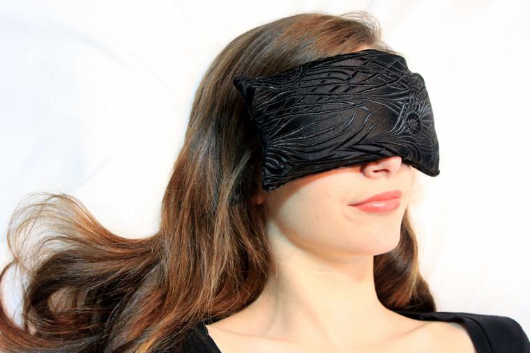 Eye Pillow - Black Magic