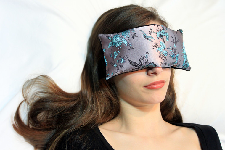 Eye Pillow - Birds in Paradise