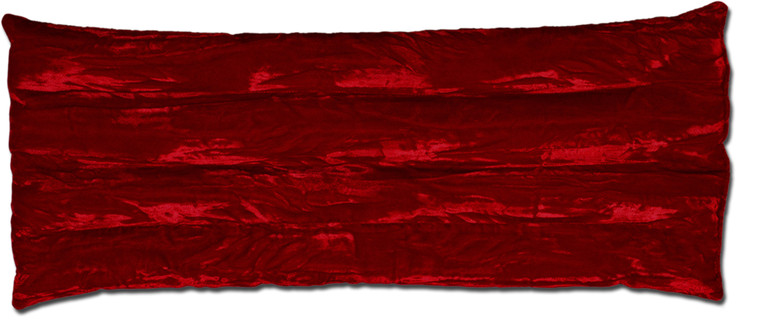 Soothing Wrap Heating Pad - Ruby Red
