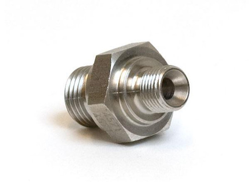"Pressure fitting G1/8"" male to G1/4"" male"