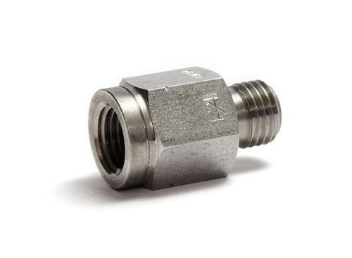 "Pressure fitting BX 1215 male to 1/4"" NPT female"