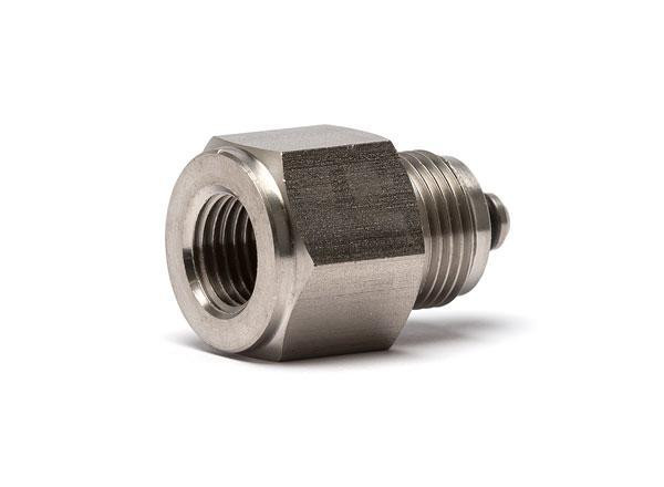 """Pressure fitting 3/8"""" male to G1/4"""" female for PGHH"""