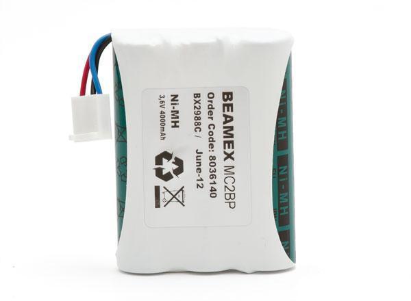 Battery Pack MC2/MC4, NiMH