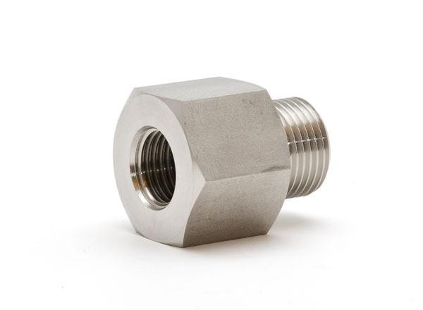 """Pressure fitting 3/8"""" male to G1/4"""" female for PGXH"""