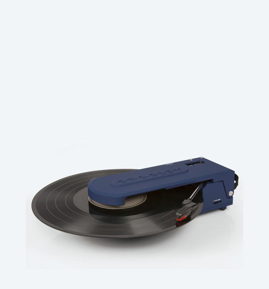 Revolution Turntable - Blue