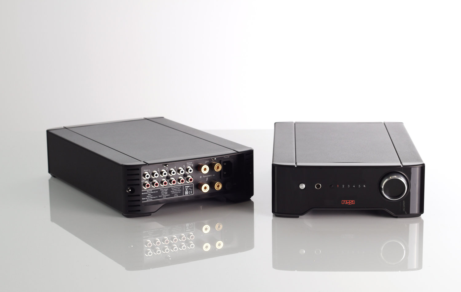 Absolute Sound Recommended Integrated Amp