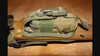 ESEE pouch & Molle back mounted