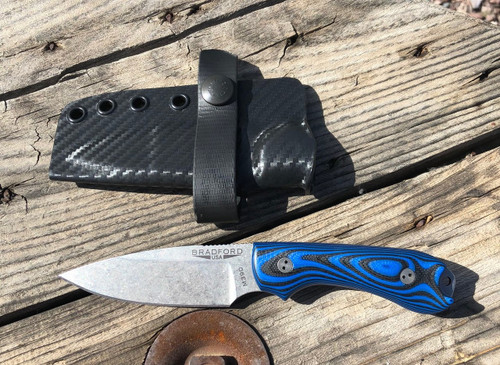 carbon fiber, taco style, pull the dot strap